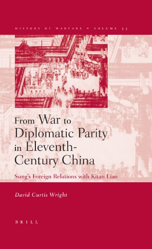 PDF From War to Diplomatic Parity in Eleventh Century China Sung s Foreign Relations with Kitan Liao History of Warfare