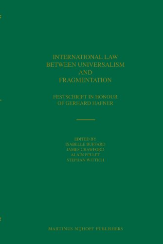 International Law between Universalism and Fragmentation