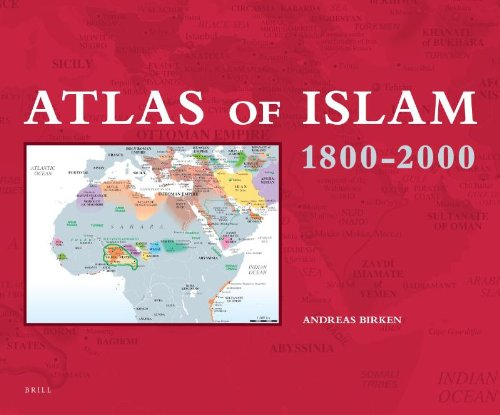 Atlases Amp Maps Arab Amp Middle Eastern Studies Guides At