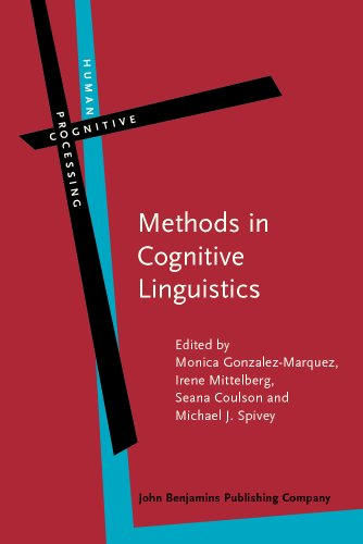 Methods in Cognitive Linguistics (Human Cognitive Processing)