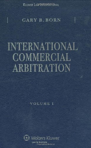 essays on international commercial arbitration