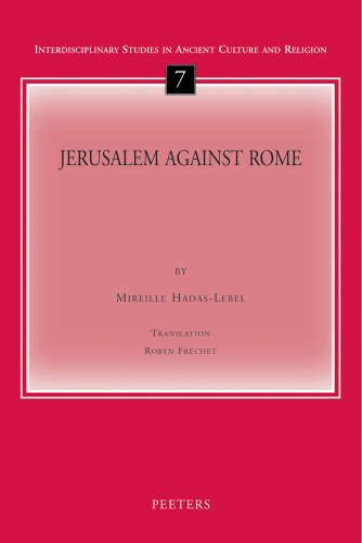 Jerusalem against Rome