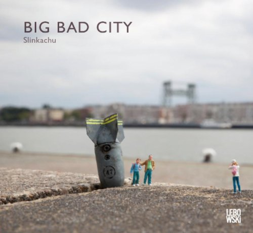 Slinkachu - Big Bad City