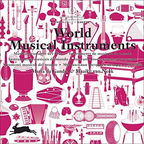 World Musical Instruments [With CDROM]