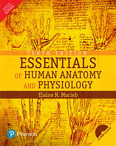 Essentials of Human Anatomy & Physiology, 10ed
