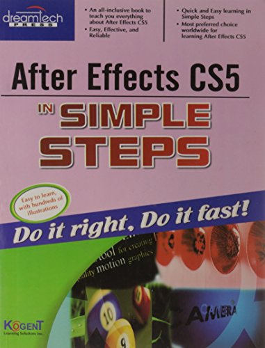 AFTER EFFECTS CS5 IN SIMPLE STEPS