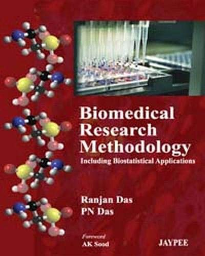 BIOMEDICAL RESEARCH METHODOLOGY 1ED.