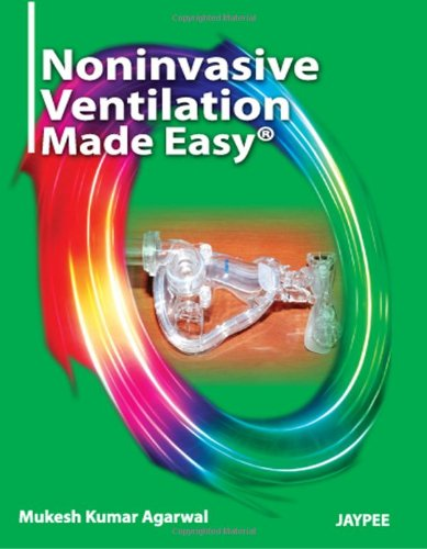NONINVASIVE VENTILATION MADE EASY WITH DVD ROM 1ED.