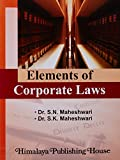 ELEMENTS OF CORPORATE LAWS