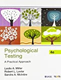 PSYCHOLOGICAL TESTING : A PRACTICAL APPROACH