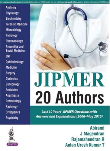 JIPMER 20 AUTHORS