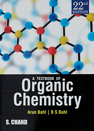 A TEXTBOOK OF ORGANIC CHEMISTRY, 22ED