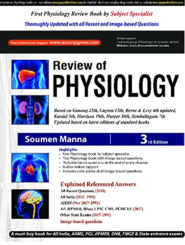REVIEW OF PHYSIOLOGY 3ED