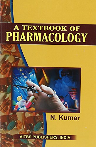 A TEXTBOOK OF PHARMACOLOGY, 2ED**