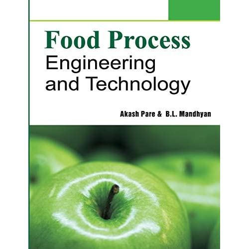 Food Process Engineering Technology Pare Mandhyan New India Publi. 9789380235431