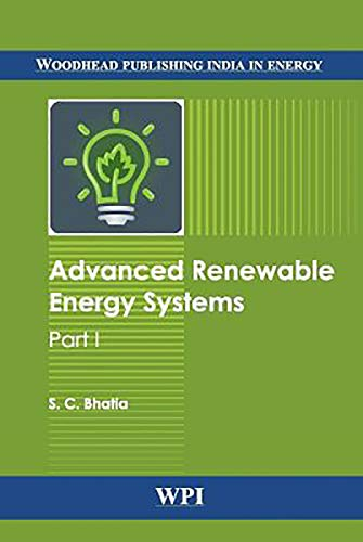 ADVANCED RENEWABLE ENERGY SYSTEMS, 2 VOLS. SET (HB)
