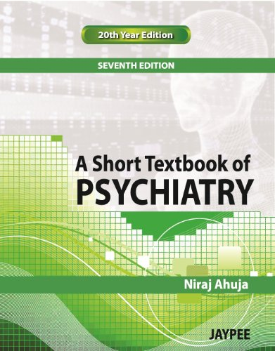 A SHORT TEXTBOOK OF PSYCHIATRY 7ED.