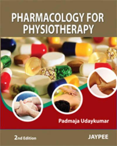PHARMACOLOGY FOR PHYSIOTHERAPY,2ED**