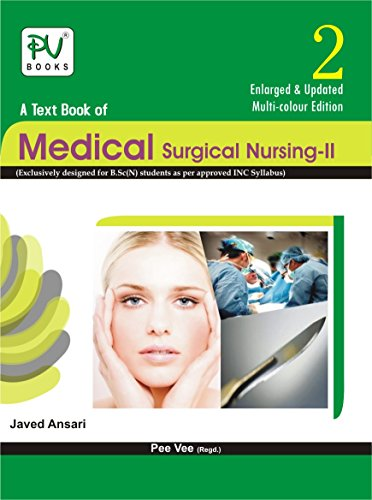 A TEXT BOOK OF MEDICAL SURGICAL NURSING-II