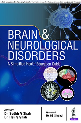 BRAIN & NEUROLOGICAL DISORDER:A SIMPLIFIED HEALTH EDUCATION GUIDE (PAPERBACK),1ED