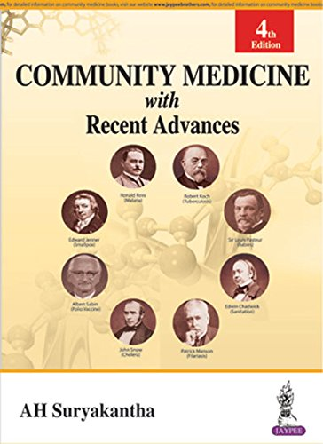 COMMUNITY MEDICINE WITH RECENT ADVANCES, 4ED