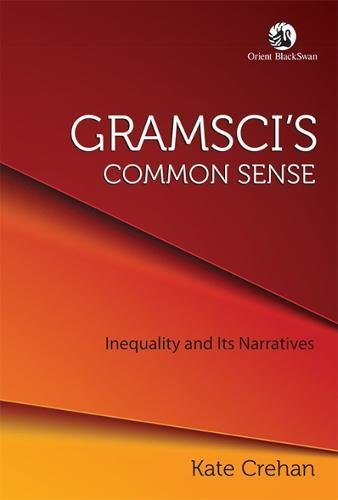 GRAMSCIS COMMON SENSE (HB)