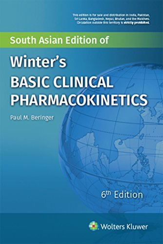 WINTER'S BASIC CLINICAL PHARMACOKINETICS, 6ED