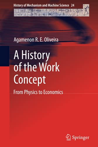 A HISTORY OF THE WORK CONCEPT: FROM PHYSICS TO ECONOMICS (HB)