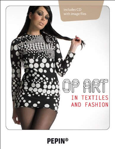 Op Art (Pepin Fashion, Textiles & Patterns)