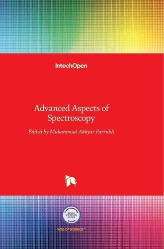ADVANCED ASPECTS OF SPECTROSCOPY