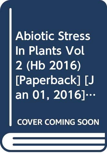 ABIOTIC STRESS IN PLANTS VOL 2 (HB)