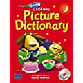 Young Children's Picture Dictionary Student Book..