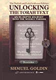 Unlocking the Torah Text: Bereishit