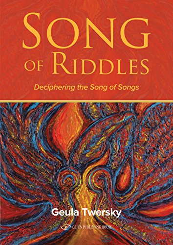 Song of Riddles by Geula Twersky