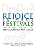 Rejoice in Your Festivals