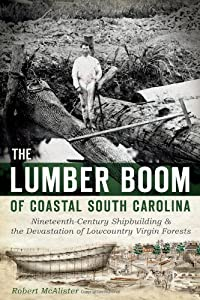 The lumber boom of coastal South Carolina : nineteenth-century shipbuilding and the devastation of lowcountry virgin forests
