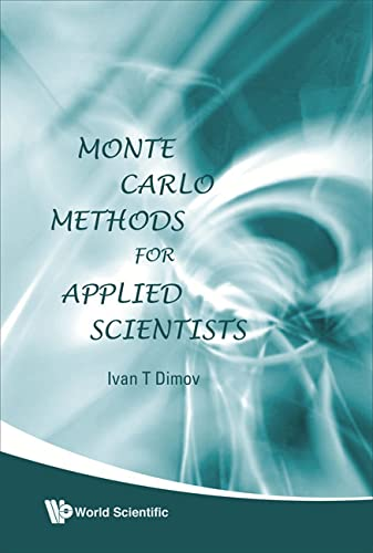 PDF Monte Carlo Methods For Applied Scientists