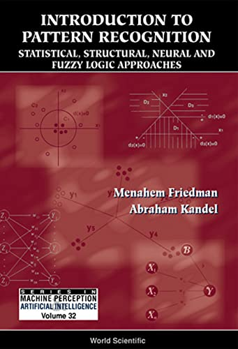 PDF Introduction to Pattern Recognition Statistical Structural Neural and Fuzzy Logic Approaches Series in Machine Perception and Artificial Intelligence