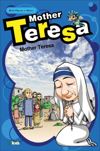 Great Figures in History: Mother Teresa cover