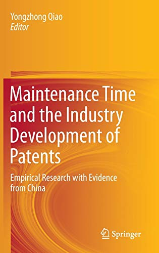 PDF Maintenance Time and the Industry Development of Patents Empirical Research with Evidence from China