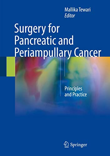 SURGERY FOR PANCREATIC AND PERIAMPULLARY CANCER (HB)
