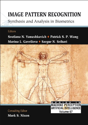 PDF Image Pattern Recognition Synthesis and Analysis in Biometrics Series in Machine Perception Artifical Intelligence Series in Machine Perception and Artifical Intelligence