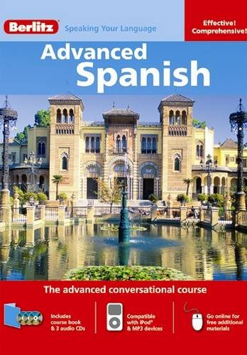 Advanced Spanish (Berlitz Advanced) (Audio CD)