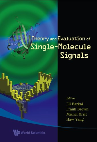 PDF Theory and Evaluation of Single Molecule Signals