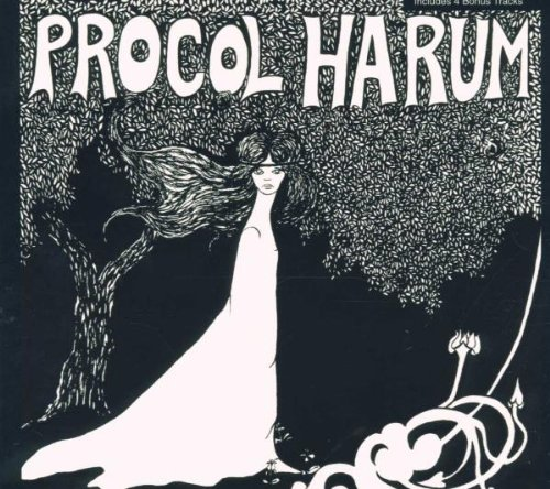 CD-Cover: Procol Harum - A Whiter Shade of Pale