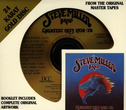 Steve Miller Band - Steve Miller Band - Greatest Hits 1974-78 - Zortam Music