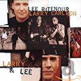 Album cover for Larry & Lee
