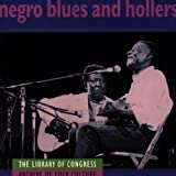 Cover von Negro Blues and Hollers