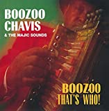 Pochette de l'album pour Boozoo That's Who!