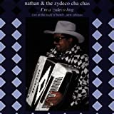 Album cover for I'm a Zydeco Hog: Live at the Rock 'N' Bowl, New Orleans
